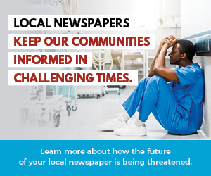 Local newspapers keep communities informed